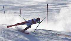Noční zprávy z olympiády: Hirscher třetí zlato nezíská, vyhrál Myhrer