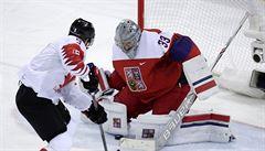 A ten za plněním snu. Brankář Francouz jedná se třemi týmy zámořské NHL