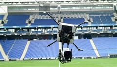 Fotbal ve virtuální realitě. Ve Španělsku chtějí propojit kamery s rozhodčími