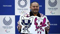 Olympiáda v Tokiu 2020 má dva futuristické maskoty