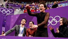 Virtueová s Moirem jsou nejúspěšnějšími krasobruslaři olympijské historie