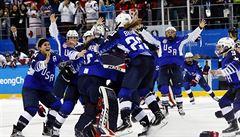 Američanky získaly po 20 letech hokejové zlato, v nájezdech udolaly Kanadu
