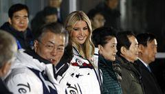 Olympiáda skončila, za účasti Ivanky Trumpové i generála, který nechal potopit jihokorejskou loď