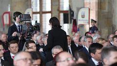 Odchodu poslanců ze Zemanovy inaugurace si okamžitě všimla zahraniční média