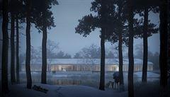 V Norsku vznikne Dům Lesních Finů. Navrhl ho česko-švédský ateliér