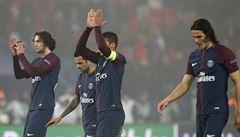 Smutní hráči PSG po prohře s Realem Madrid: Pořád nám do elity něco chybí