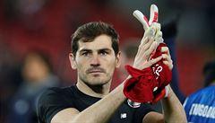 Loučení Casillase s LM: vychytal nulu a dočkal se ovací od fanoušků soupeře