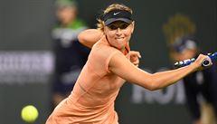 Kristýna Plíšková i Vondroušová začaly v Indian Wells vítězně. Šarapovová končí
