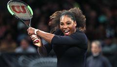 Williamsová se vrací na MDŽ. 'Nemohlo to vyjít lépe,' tvrdí hvězdná tenistka