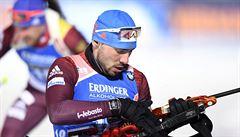 Na ZOH startovat nemohl, ve Světovém poháru byl ruský biatlonista Šipulin nejlepší