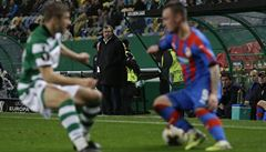 Proti Sportingu chceme udělat zázrak, plánuje Vrba před odvetou