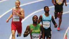 Nevídané. V běhu na 400 metrů byli diskvalifikováni všichni závodníci