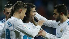 Ronaldo pokořil další milník, proti Getafe načal čtvrtou stovku gólů ve španělské lize