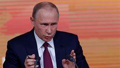 Kraken, Voloďa nebo Balalajka. Rusové posílají Putinovi návrhy názvů nových zbraní