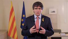Puigdemont navrhl nového katalánského premiéra. Ten je ale ve vazbě