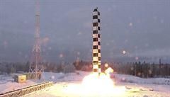 'Létající Černobyl' děsí ruské experty. Putinovy novinky jsou však až 10 let staré