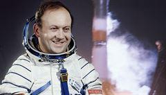 VIDEO: Před 40 lety odstartoval první Čech do vesmíru. Strávil v něm osm dní