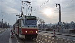 Nová trať v Praze? Tramvaje by mohly jezdit ze stanice Želivského na jih města