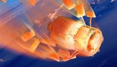 Na Zemi nekontrolovatelně dopadne koncem března vesmírná stanice nad kterou Čína ztratila kontrolu
