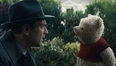 Medvídek Pú navrátí Ewana McGregora do dětství. Kryštůfek Robin představuje první ukázku