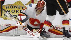 NHL: Rittich inkasoval čtyřikrát během deseti minut. Frolík skóroval