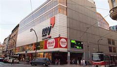 Tesco prodává obchodní dům My na Národní třídě. Jeho hodnota je 946 milionů