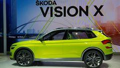 PRVNÍ DOJMY: Škoda představila budoucí prodejní hit, Vision X je hezké, malé SUV