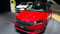 PRVNÍ DOJMY: Vylepšená Fabia bude bez dieselů. Nabídne vychytávky z větších modelů