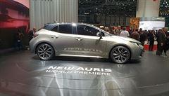Masový hit od Toyoty v novém: Auris bude ve dvou hybridních verzích