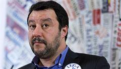 Po migrantech i Romové. Italský ministr vnitra Salvini chystá sčítání a deportace