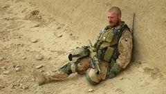 Protitanková střela mu v Afghánistánu utrhla nohu. Lidinský zanechal politiky a letí na paralympiádu