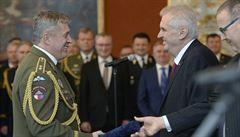 Novým náčelníkem generálního štábu bude Aleš Opata, velel v Afghánistánu
