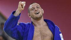 Nejlepší Judo v Praze: Krpálek získal bronz, Klammert prožil stříbrný debut