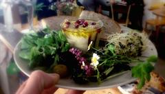 Oběd kancelářských krys: Kde si pochutnat na vegetariánských jídlech na Žižkově?