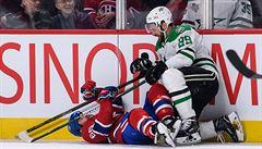 Hazard. Tvrďák Montrealu měl třetí otřes mozku za sezonu, bude dál riskovat?