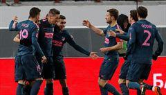 Evropská liga: Atlético vyhrálo i v Moskvě, ve čtvrtfinále také nováček z Lipska