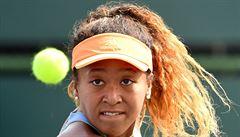 Ósakaová je v Indian Wells ve finále, jedničce Halepové zpíval dokonce kanár