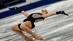 Mladá krasobruslařka Trusovová miluje čivavy a náročné skoky. Tauchmanová: Trenéři ji musí krotit