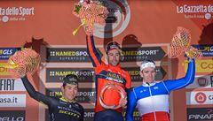 Italský 'Žralok' slaví. Nibali vyhrál Milán-San Remo a zařadil se k legendám