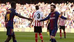 Barcelona i bez zraněných hvězd vyhrála, za Real se trefil čtyřikrát Ronaldo