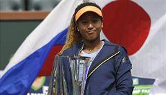 Naomi Ósaková, tenisová kometa z Ósaky. 'Japonci nečekají, že budu tmavá'