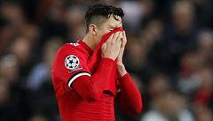 Překvapivé vyřazení. Manchester United doma padl se Sevillou a v Lize mistrů končí