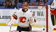 NHL: Brankář Rittich 29 zákroky vychytal Calgary výhru v Ottawě
