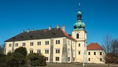 Rekonstrukce zámku v Doksech odhalila zajímavé zachovalé detaily