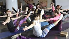 Jóga je formou poznávání těla i duše, tvrdí lektor Yogafestu Zlín