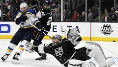 NHL: Jaškin se Sobotkou pomohli asistencí k výhře St. Louis