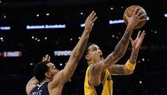 NBA: Satoranský byl blízko triple double, Washington ale prohrál