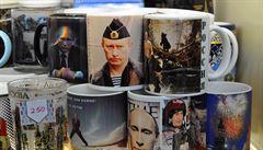Putin proti celulitidě? Jeho kult vzkvétá, přestože se oficiálně nepěstuje