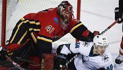 NHL: Hertl a Vrána si připsali dva body a patřili k hvězdám zápasu