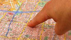 Budoucnost map je v elektronických médiích, tvrdí vydavatelé